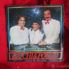 Discos de vinilo: RICCHI & POVERI (AÑO 1983). Lote 45874122