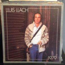 Discos de vinilo: LP LLUIS LLACH - 1979 CANÇO CATALANA - ARIOLA 1979. Lote 45875414