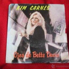 Discos de vinilo: KIM CARNES. Lote 45879091