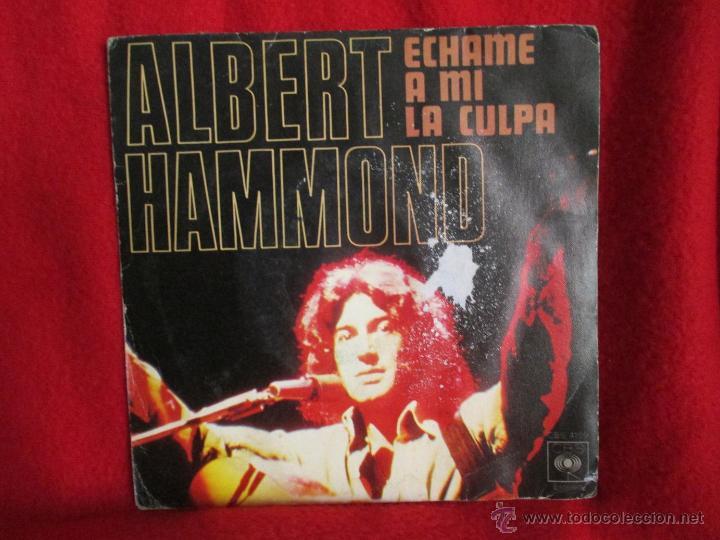 ALBERT HAMMOND (AÑO 1976) (Música - Discos - Singles Vinilo - Cantautores Internacionales)