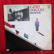 Discos de vinilo: GINO SOCCIO (AÑO 1979). Lote 45879502