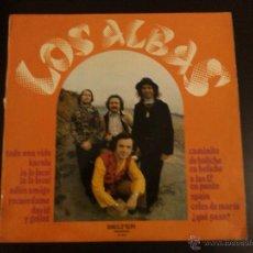 Discos de vinilo: LOS ALBAS - LP BELTER . Lote 45881020