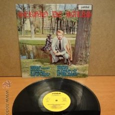 Discos de vinilo: SERGIO DE SALAS. GRANDES CANCIONES. LP / PALOBAL - 1981. MUY BUENA CALIDAD.***/***. Lote 45886239