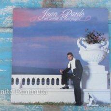 Discos de vinilo: ANTIGUO DISCO VINILO LP - JUAN PARDO - UN SORBITO DE CHAMPAGNE - HISPAVOX 1984 - DISCO EN BUEN ESTAD. Lote 45896840