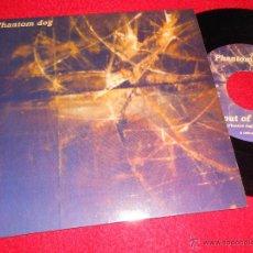 Discos de vinilo: PHANTOM DOG OUT OF SEASON/SUICIDE MIND 7 SINGLE 1994 ELEFANT INDIE PLANETAS. Lote 45899848