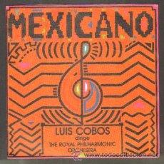 Discos de vinilo: LUIS COBOS. DIRIGE THE ROYAL PHILHARMONIC ORCHESTRAS MEXICANO RF-8091. Lote 45924093