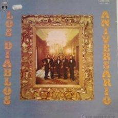 Discos de vinilo: LOS DIABLOS ANIVERSARIO ( ODEON 1975 ). Lote 45925509