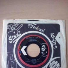 Discos de vinilo: JAMES BROWN- SOUL POWER PT. 1, 2 & 3- KING NASHVILLE. Lote 45926318