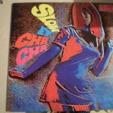 Discos de vinilo: LP. SLOW ET CHA CHA. ED. ORIGINAL FRANCESA.. Lote 45927340
