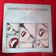Discos de vinilo: SPANDAU BALLET (AÑO 1982). Lote 45927739
