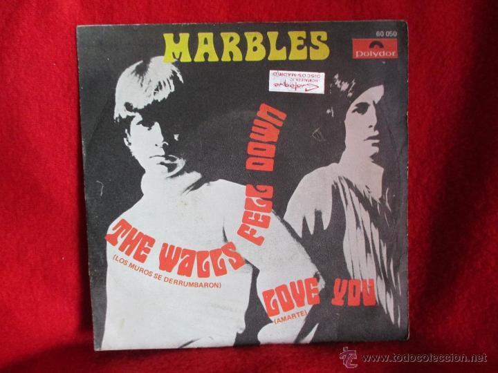 MARBLES (AÑO 1969) (Música - Discos - Singles Vinilo - Disco y Dance)