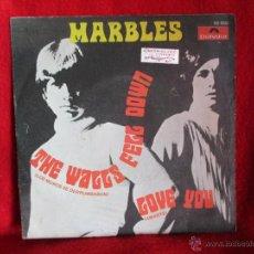 Discos de vinilo: MARBLES (AÑO 1969). Lote 45927850