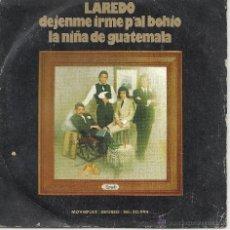 Discos de vinilo: LAREDO. Lote 45929477