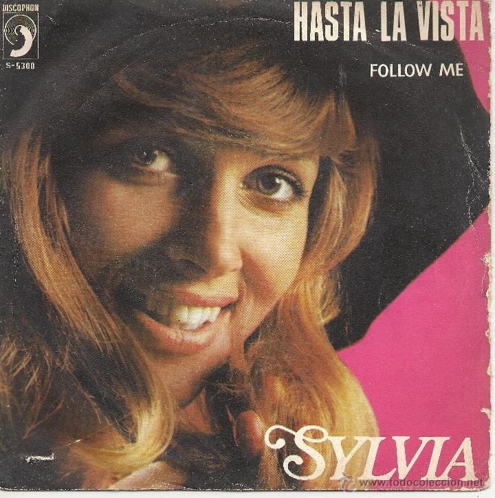 SYLVIA - HASTA LA VISTA - (Música - Discos - Singles Vinilo - Cantautores Internacionales)