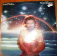 Discos de vinilo: KENNY LOGINS - KEEP THE FIRE. Lote 45938562