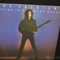 Discos de vinilo: JOE SATRIANI - FLYING IN A BLUE DREAM - LP. Lote 45942207