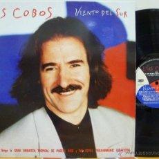 Discos de vinilo: LUIS COBOS - VIENTO DEL SUR (LP EPIC 1993 SPAIN). Lote 45946754