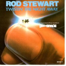 Discos de vinilo: ROD STEWART - TWISTIN THE NIGHT AWAY. Lote 45949732