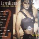 Discos de vinilo: LOVE ALBUM 2 -.CANTAUTORES EXTRANJEROS-. Lote 45951657