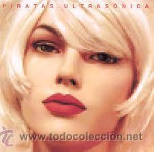 Usado, LOS PIRATAS - ULTRASONICA - LP - REEDICION 2014 WARNER - IVAN FERREIRO - A ESTRENAR segunda mano