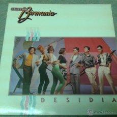 Discos de vinilo: OBJETIVO BIRMANIA DESIDIA. Lote 45957416
