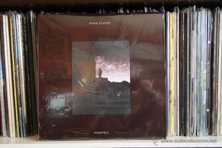 Pink floyd, pompeii, akropolis records, doble l - Sold