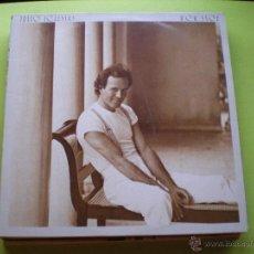 Discos de vinilo: JULIO IGLESIAS / NON STOP (LP CBS DE 1988) CON ENCARTE PEPETO. Lote 45983876
