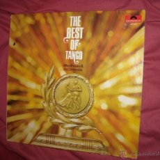 THE BEST OF TANGO ALFRED HAUSE AND HIS ORCHESTRA LP POLYDOR GERMANY
