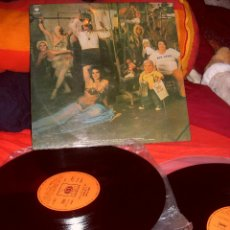 Discos de vinilo: BOB DYLAN & THE BAND 2 LPS THE BASEMENT TAPES. MADE IN SPAIN. 1975.. Lote 46006135
