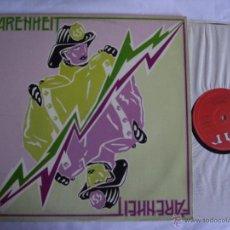 Discos de vinilo: FARENHEIT 451 MX NO VA A SUCEDER +3 MR 1983 JOYA MOVIDA POP EX- / EX. Lote 46006526