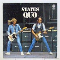 Discos de vinilo: STATUS QUO - 'STATUS QUO' (LP VINILO). Lote 46016111