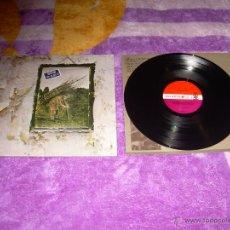 Discos de vinilo: LED ZEPPELIN IV FOUR SYMBOLS 1971 PRIMERA EDICIÓN ORIGINAL UK . Lote 46018021