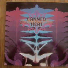 Discos de vinilo: CANNED HEAT - ONE MORE RIVER TO CROSS (LP). Lote 46031691