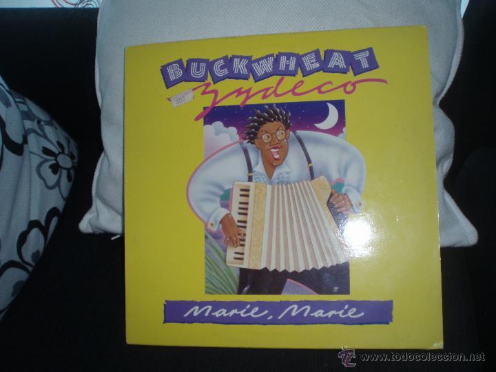 BUCKWHEAT ZYDECO-MARIE, MARIE+ 2..ESPAÑA (Música - Discos de Vinilo - Maxi Singles - Country y Folk)