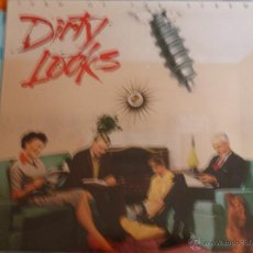 Discos de vinilo: DIRTY LOOKS,TURN OF THE SCREW EDICION ALEMANA DEL 89. Lote 46032762