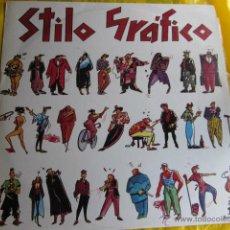 Discos de vinilo: STILO GRAFICO - LA PISCINA + 3 - MAXISINGLE - CITRA RECORDS - MOVIDA VALENCIANA AÑOS 80.. Lote 46033515