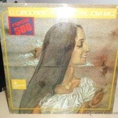 Discos de vinilo: EL CANCIONERO FOLKLORICO DE JOAN BAEZ****DOBLE LP AÑO 1973. Lote 46033636