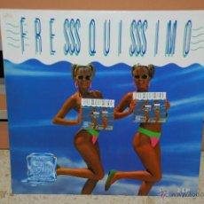 Discos de vinilo: RECOPILATORIO FRESSSQUISSSIMO DOBLE LP. Lote 46038646