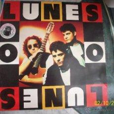 Discos de vinilo: LP LOS LUNES. Lote 46042708