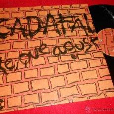 Discos de vinilo: CADAFAL XE QUE AGUST!/XE QUE AGUST 12 MX 1990 ATI VINILO NUEVO. Lote 46050189