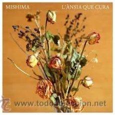 Discos de vinilo: MISHIMA - L'ANSIA QUE CURA - LP+CD - INDIE - JOYA - A ESTRENAR . Lote 46052608