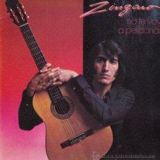 Discos de vinilo: ZINGARO - NO TE VOY A PERDONAR - SINGLE RARO DE VINILO - RUMBAS GYPSY ROCK #. Lote 200316771
