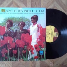 Discos de vinilo: THE MARVELETTES - IN FULL BLOOM - LP USA 1969 - CARPETA VG+ VINILO VG. Lote 46057334