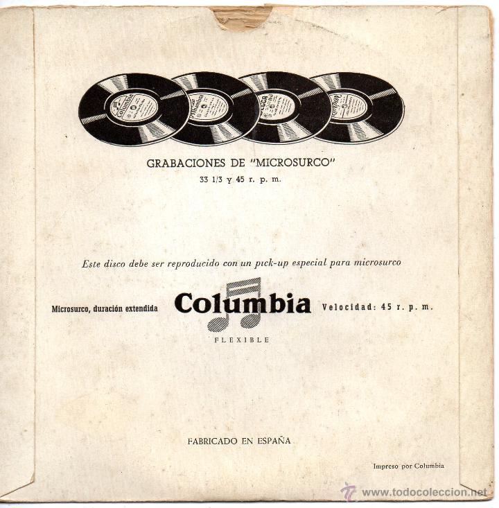 Discos de vinilo: LIONEL HAMPTON y su Orquesta, EP, STARDUST (POLVO DE ESTRELLAS) PARTE 1ª + PARTE 2ª, AÑO 1959 - Foto 2 - 46062330