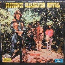 Discos de vinilo: CREDENCE CLEARWATER REVIVAL - GREEN RIVER (ESPAÑA-1969). Lote 46071010