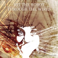 Discos de vinilo: HIT THE ROBOT - THROUGH THE WIRES. Lote 46073852