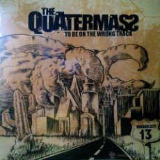 Discos de vinilo: QUATERMASS - TO BE IN THE WRONG TRACK. Lote 46073902