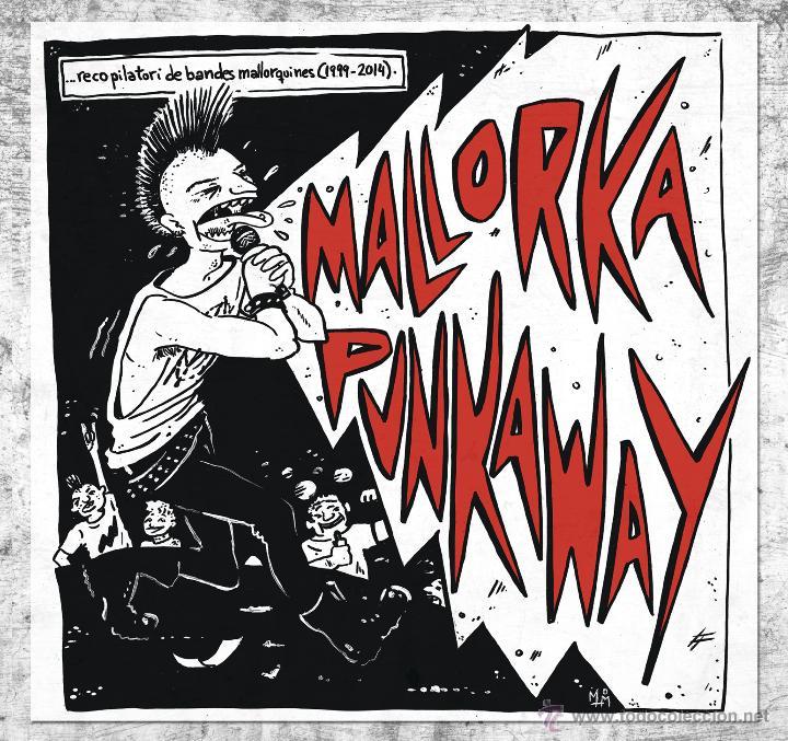 MALLORKA PUNKAWAY CEREBROS EXPRIMIDOS, NO CHILDREN, DISEASE, LA GRAN ORQUESTA REPUBLICANA... (Música - Discos - LP Vinilo - Punk - Hard Core)