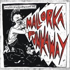 Discos de vinilo: MALLORKA PUNKAWAY CEREBROS EXPRIMIDOS, NO CHILDREN, DISEASE, LA GRAN ORQUESTA REPUBLICANA.... Lote 106912550