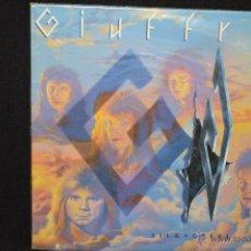 Discos de vinilo: GIUFFRIA - SILK & STEEL - LP. Lote 46090380